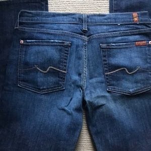Seven for all mankind flip flop bootcut 31 NEW!